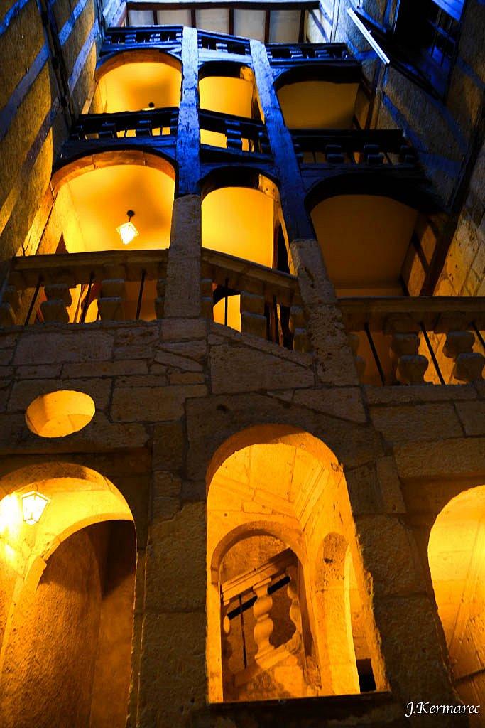 Escalier Henry IV