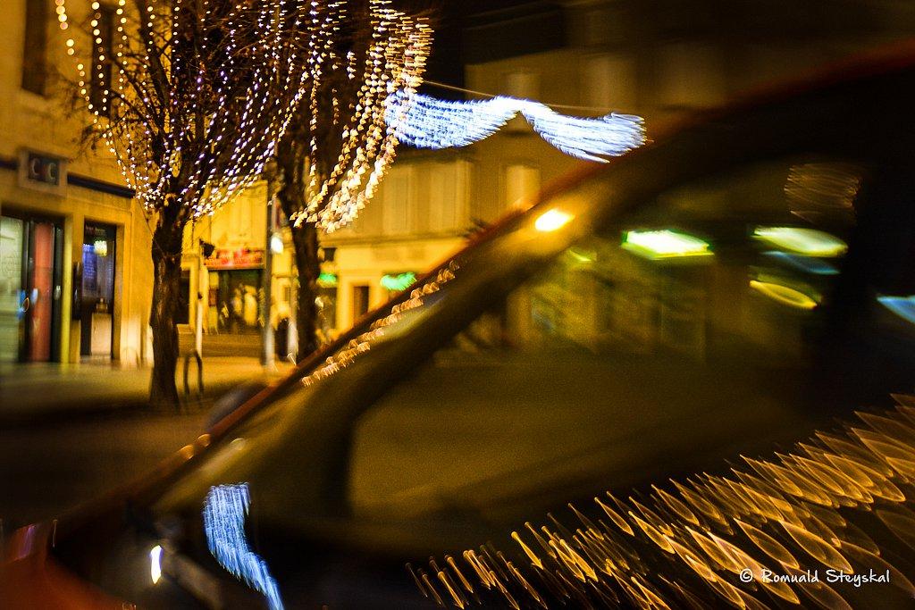 Noël dans la rue