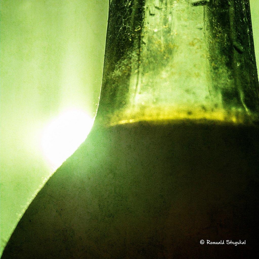 Vert bouteille