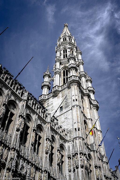 Hôtel de ville, Bruxelles.