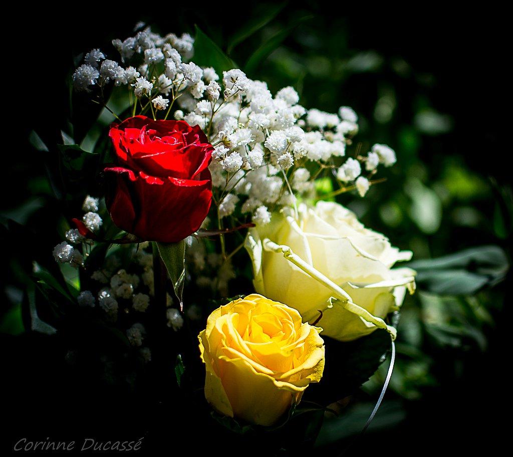 Le bouquet d'anniversaire