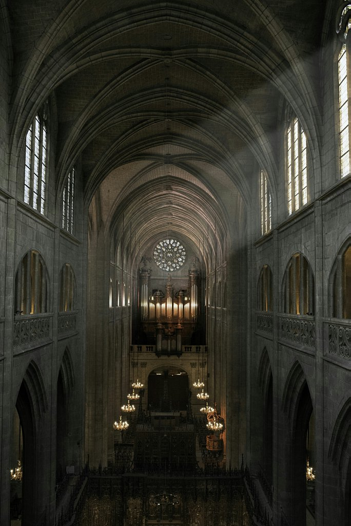 Cathédrale Ste Marie Auch