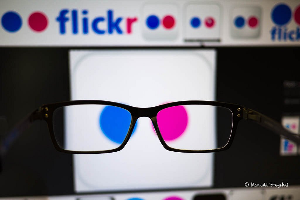 Flickr addict