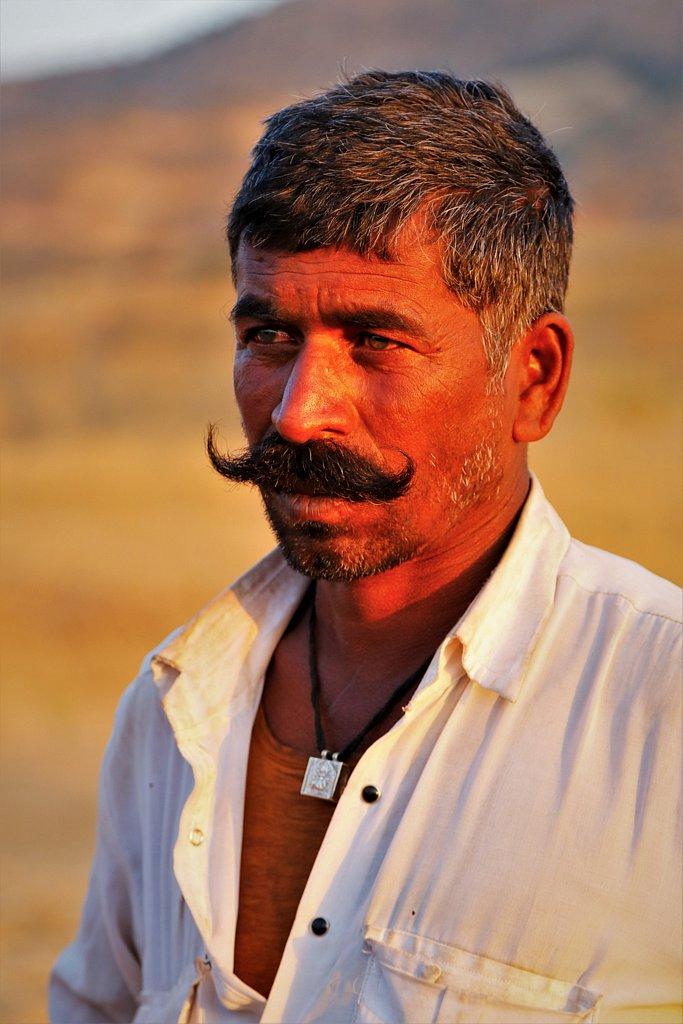 Chanteur du désert