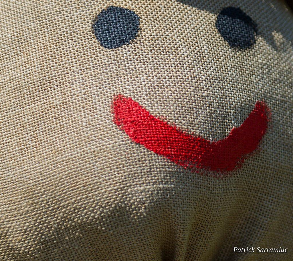 Portrait de sac