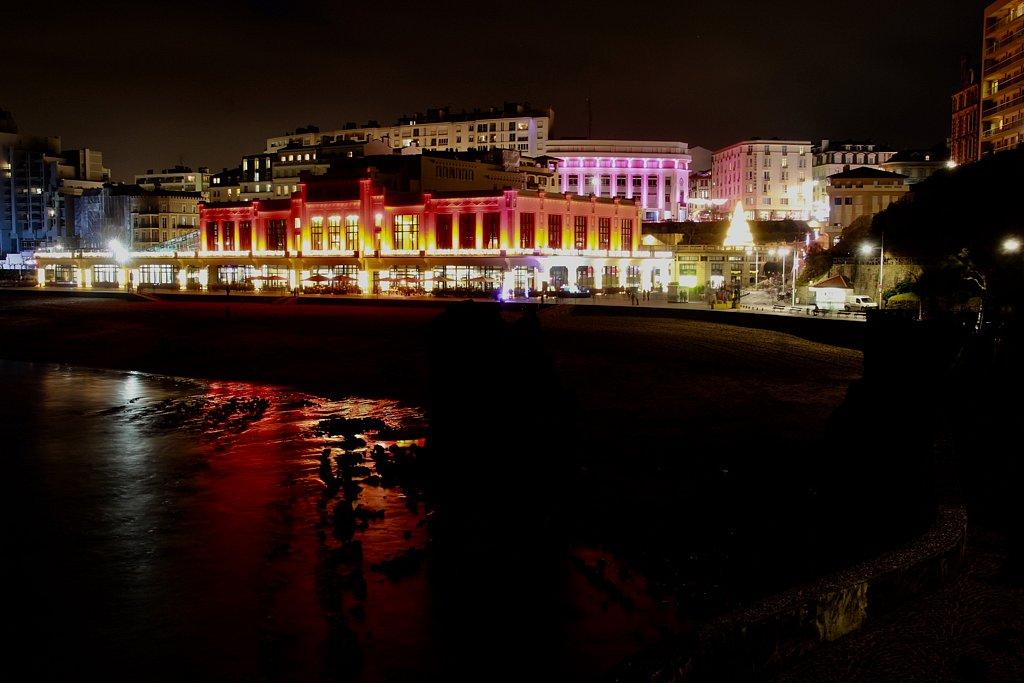 Biarritz en lumière