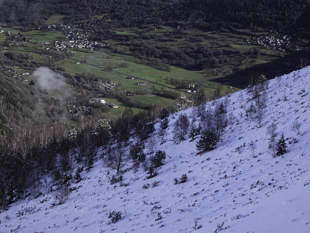 L'hiver et ses différences